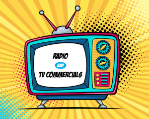 SMM radio and TV Commercials