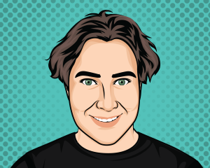 Scott Masters Media - Cartoon Profile