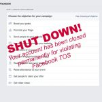 Is your Business Facebook Page about to be Deleted?